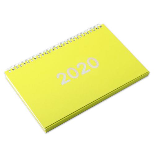 루카랩 2020 플랜더 캘린더 플래너, 라임 Lime