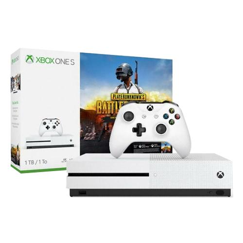 마이크로소프트 XBOX ONE S 1TB 콘솔 + Battlegrounds 번들, 단일 상품