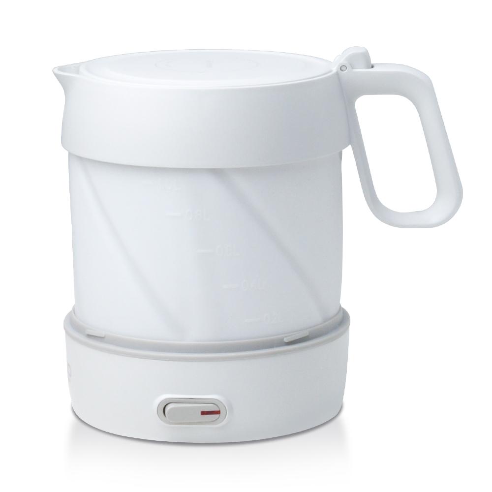 오쿠 접이식 휴대용 커피포트, OCP-K100W