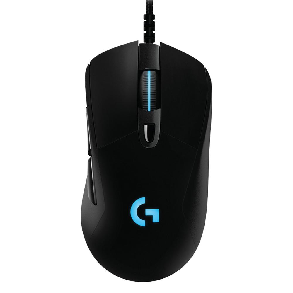 로지텍 G403 HERO 게이밍 마우스, 단일 상품, 혼합 색상