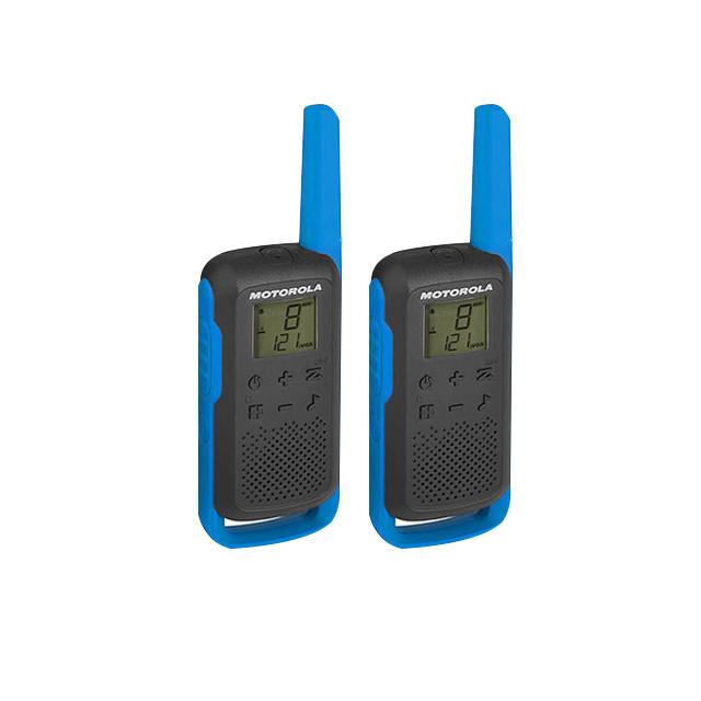 모토로라 생활 무전기 T62 2p, T62(블루)