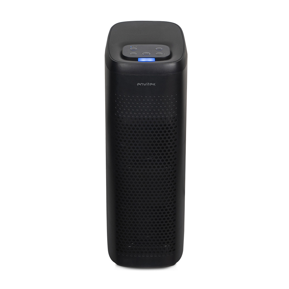 엔비텍 스마트케어 공기청정기 EVT-AC2550B 14~24㎡ 블랙