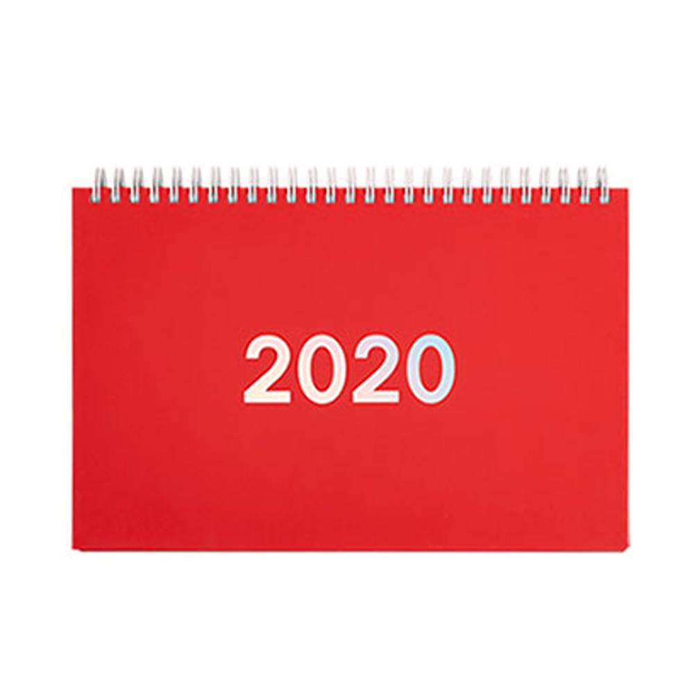 루카랩 2020 Ver6 캘린더 플래너, 레드