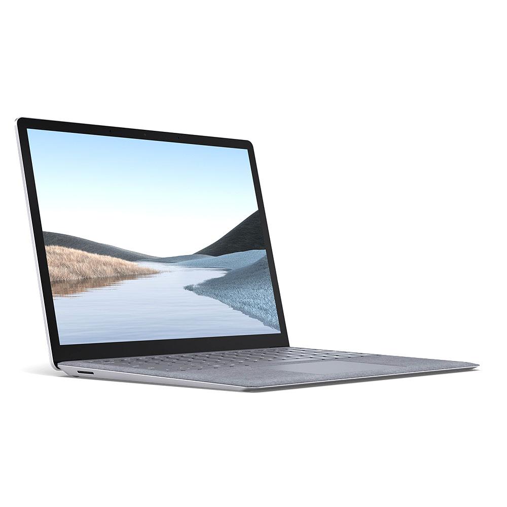 마이크로소프트 서피스 랩탑 3 VGY-00019 (i5-1035G7 34.2cm WIN10 RAM 8GB SSD 128GB 인텔 Iris Plus Graphics 950), 플래티넘