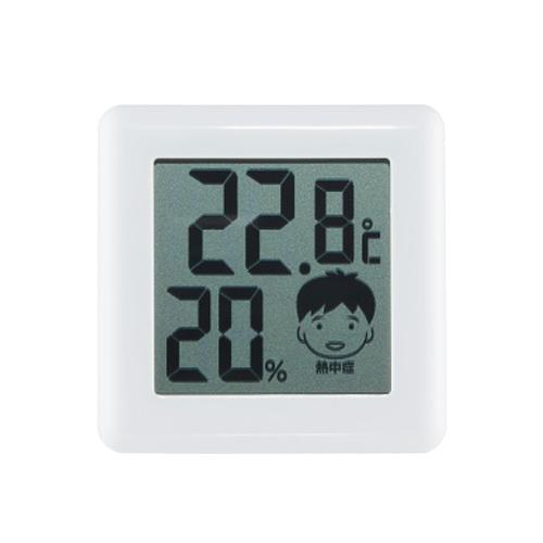 드레텍 미니온습도계 O-282, 화이트