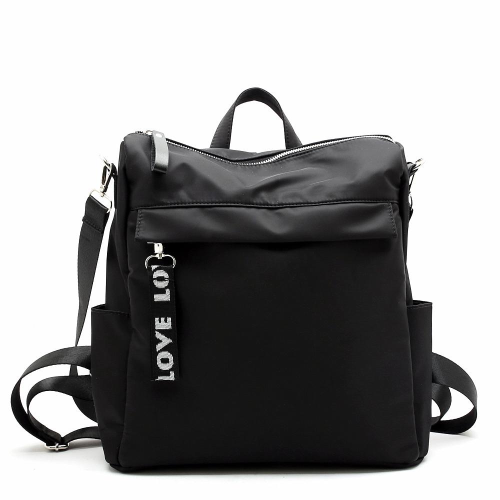 루루백 블랙러브 숄더백 + 가방 소품 랜덤 발송