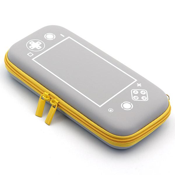 모모켓 EVA 라이트 닌텐도 스위치 라이트용 파우치, 옐로우, 1개