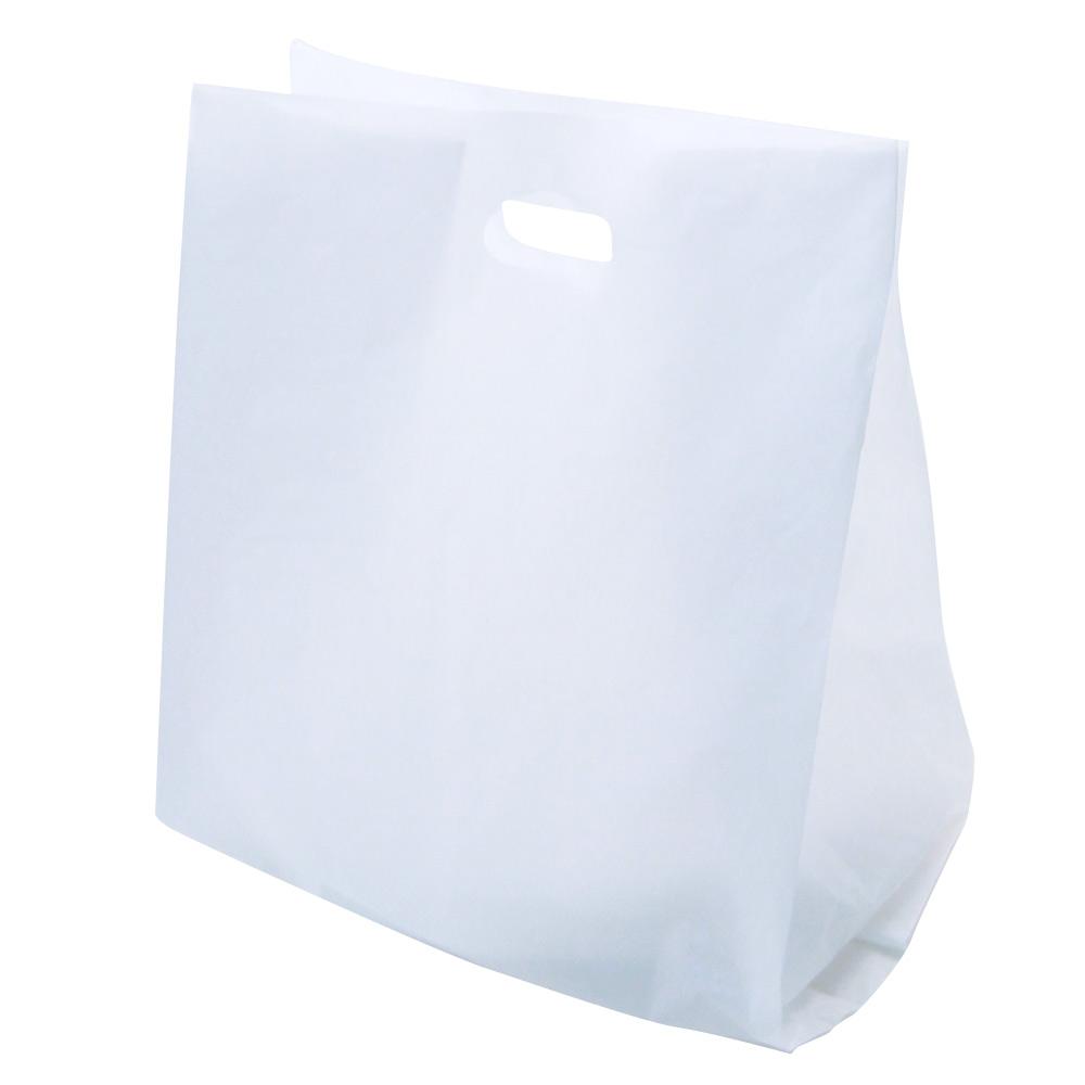 HD 비닐 쇼핑백 50p, 화이트