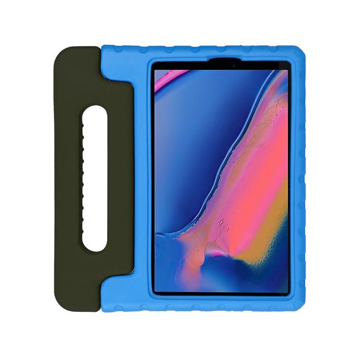 스냅케이스 믹스컬러 에바폼 태블릿PC 케이스, 블루블랙