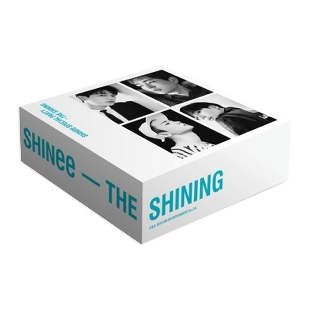 [사전예약] 샤이니 - SHINEE SPECIAL PARTY THE SHINING 키노 비디오 + 포토북 + 포토카드 4종, 1CD