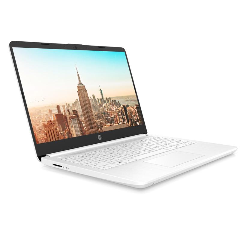 HP 노트북 14s-dq1016TU (i5-1035G1 35.5cm WIN10 RAM 4GB SSD 128GB FHD IPS), Snow White
