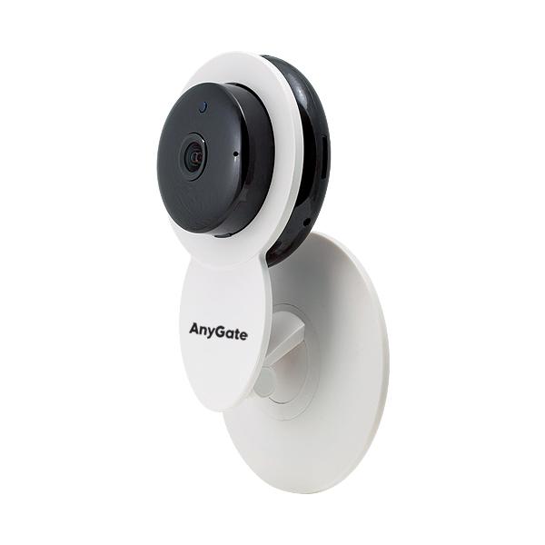 애니게이트 200만 화소 무선 가정용 홈 CCTV 고정형 IP 카메라, ANYGATE-02ST