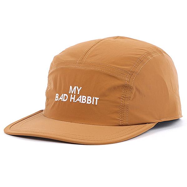 아이엠캡 BAD HABBIT 컬러 캠프캡