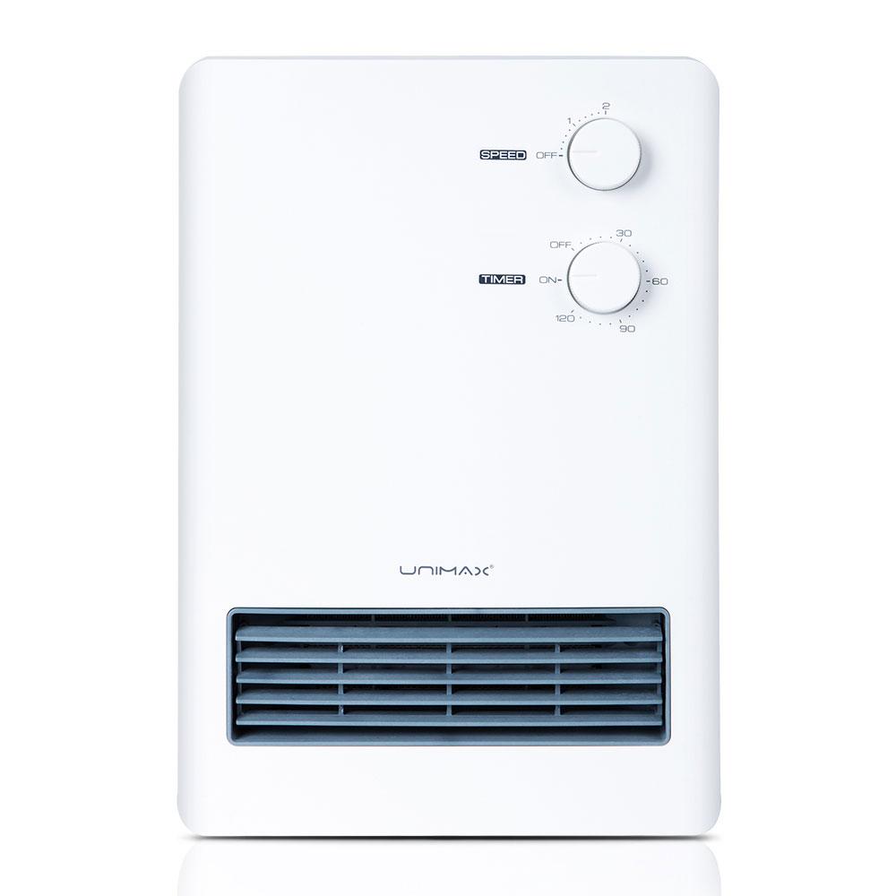 유니맥스 PTC 전기 온풍기, UMP-1200W, 혼합 색상