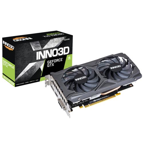 INNO3D 지포스 GTX 1650 SUPER D6 4GB X2 그래픽카드 INNO3D GTX1650 SUPER