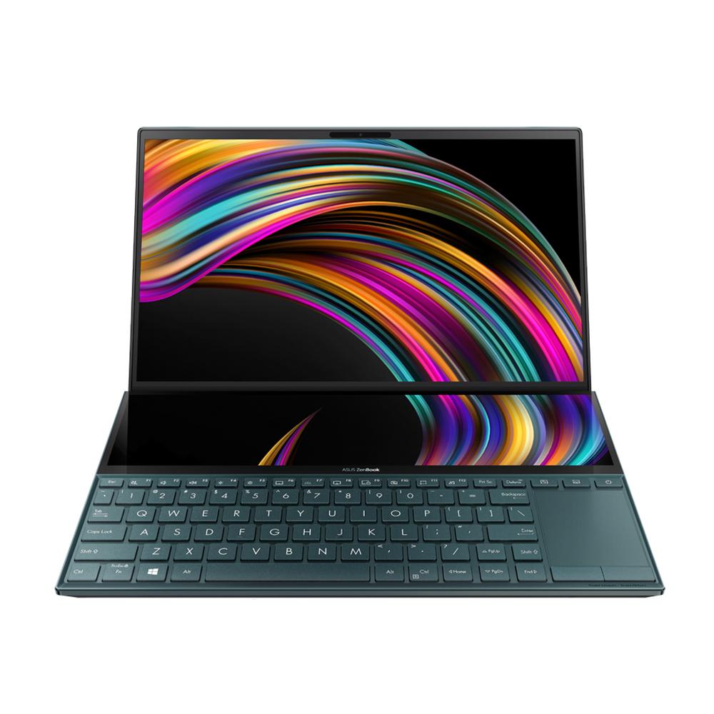 에이수스 젠북 듀오 스크린패드플러스 UX481FL-BM063T (인텔 코어i7-10510U 35.56cm WIN10), 포함, NVMe 1TB, 16GB