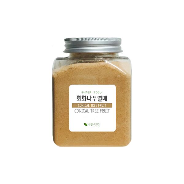 바른건강 회화나무열매추출분말, 200g, 1개