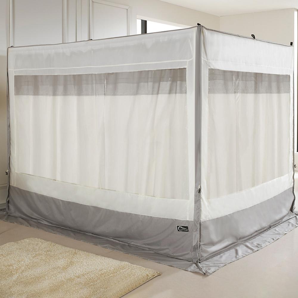 알뜨리 소프트 사각 커튼형 난방 텐트 + 커튼 + 투라인 프레임 세트, 모던레터링