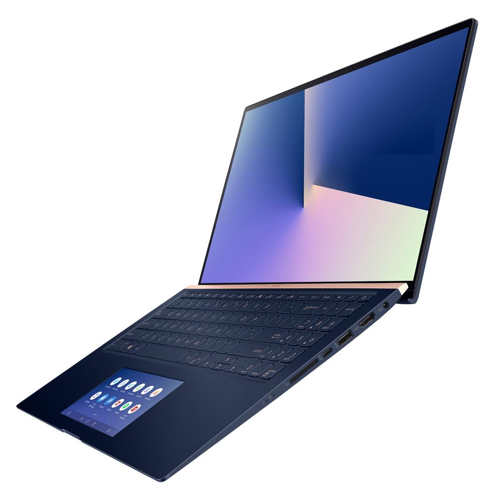 에이수스 젠북 스크린패드 (10세대 코어i7-10510U WIN10) 로얄 블루, 39.62cm, NVIDIA GeForce GTX1650 MAX Q