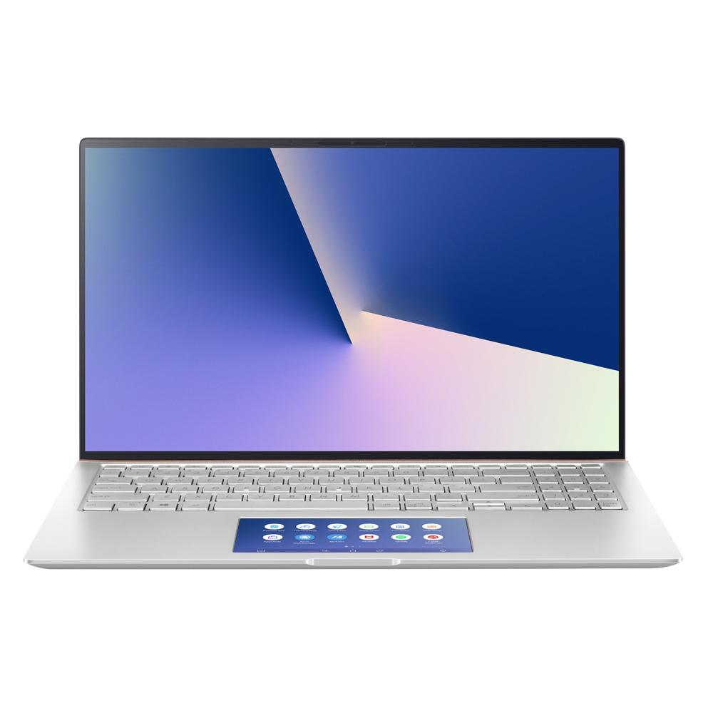 에이수스 젠북15 스크린패드 UX534FAC-A9122T (10세대 코어i5-10210U 39.62cm WIN10) 아이시클 실버, 포함, 512GB, 8GB