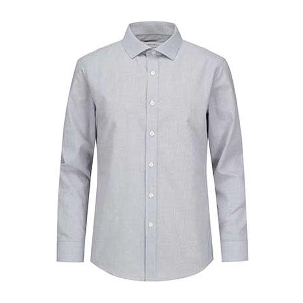 지오지아 남성용 폴리혼방 슬림핏 드레스셔츠 AEA1WD1101
