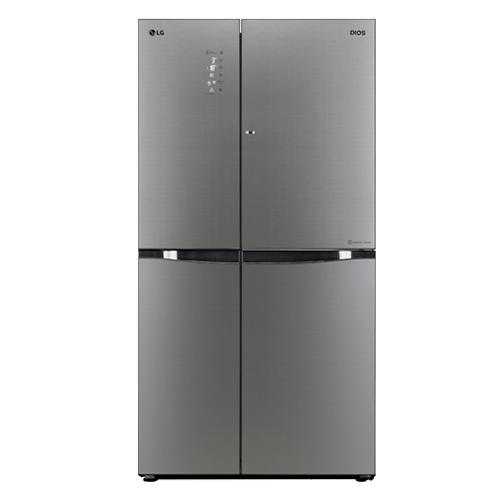 LG전자 디오스 양문형냉장고 S831TS35 821L 방문설치