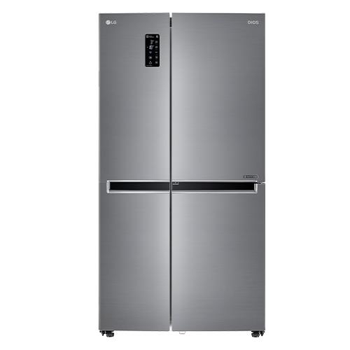 LG전자 디오스 양문형냉장고 S831S30 821L 방문설치