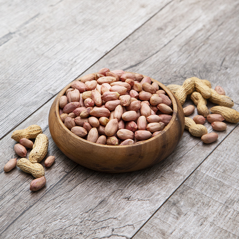 국산 생땅콩, 250g, 1봉