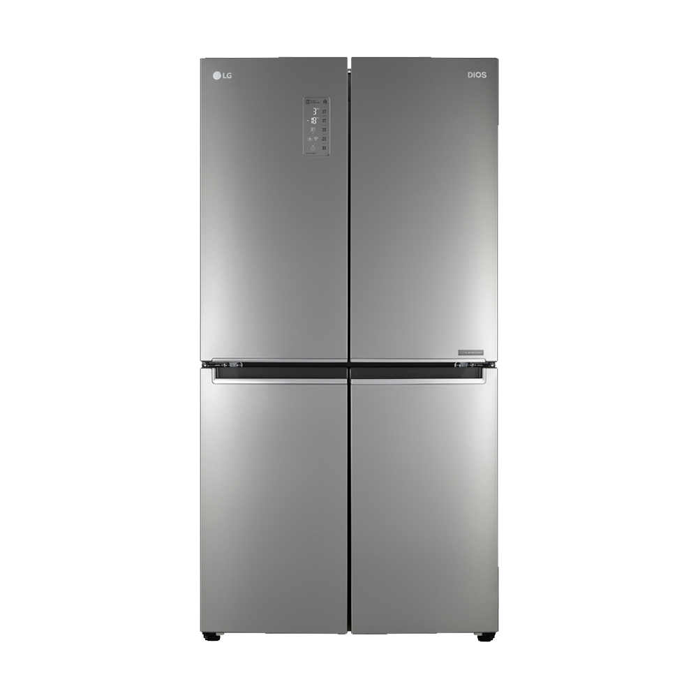 LG전자 디오스 냉장고 F872SS11 870L 방문설치