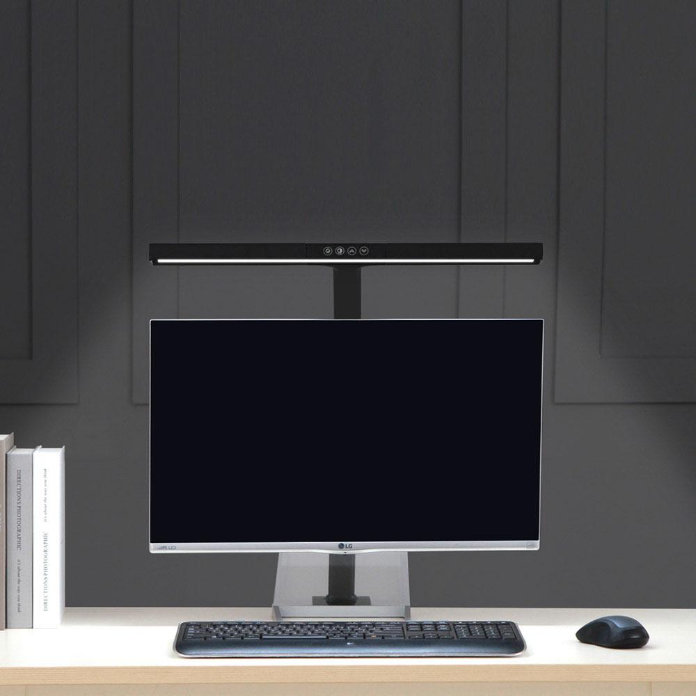 파파 LED 와이드 스탠드 PA-500S, 블랙