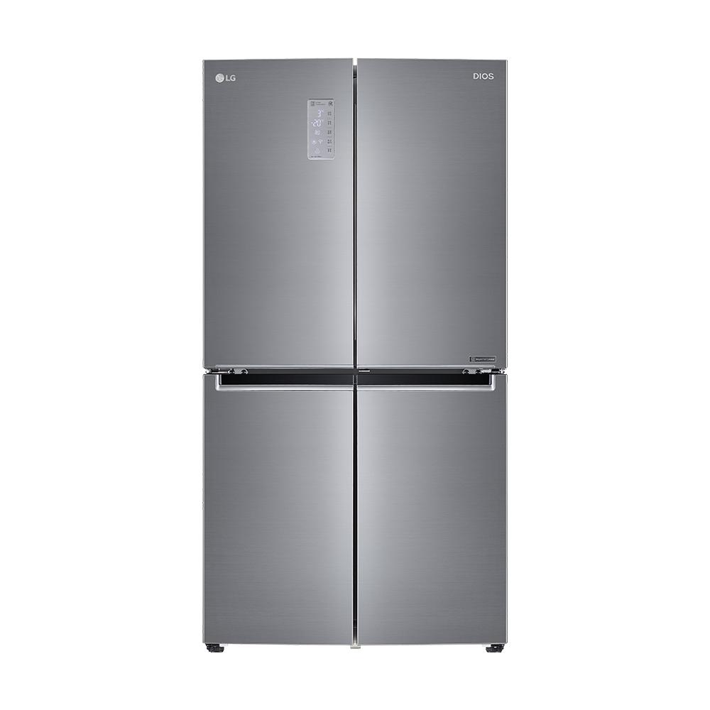 LG전자 디오스 냉장고 F872S30 866L 방문설치