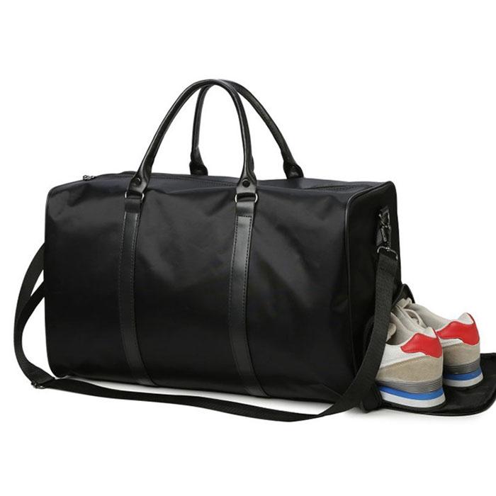 뉴엔 대용량 여행용 보스톤백 + 신발주머니 N76