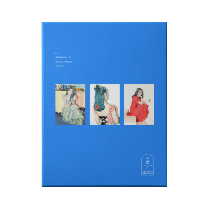 IU - 2020 시즌 그리팅 연예인 굿즈, 아티스트굿즈 9종, 혼합 색상