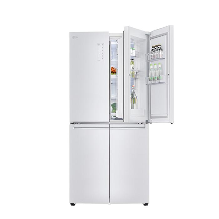 디오스 매직스페이스 냉장고 F872SW30 866L 방문설치, F872SW30(샤이니화이트)