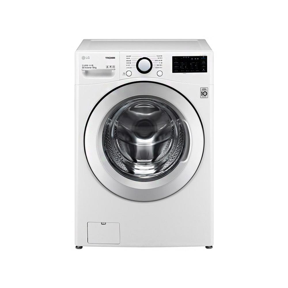 LG전자 트롬 드럼세탁기 F18WDSU 18kg 방문설치