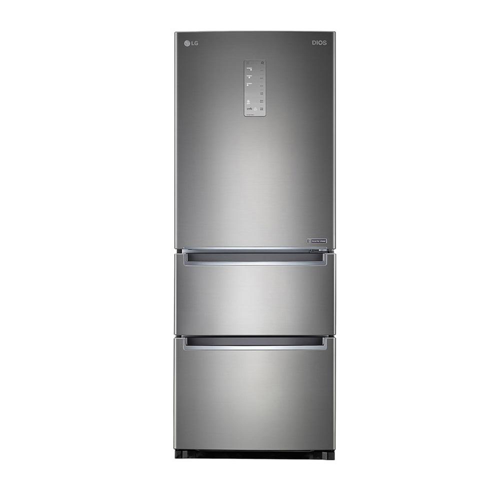 LG전자 디오스 스탠드형 김치냉장고 K334S11 327L 방문설치