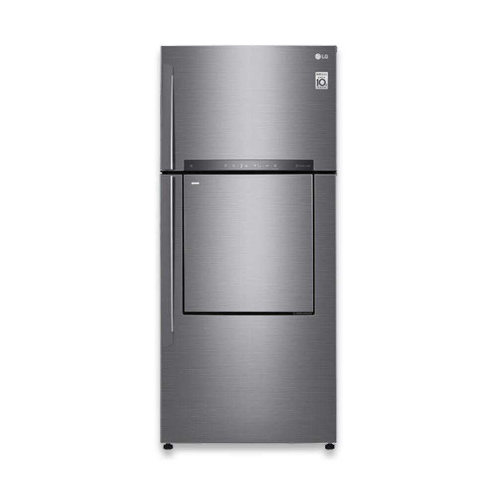 LG전자 일반 냉장고 513L 샤인 방문설치, B507SSM
