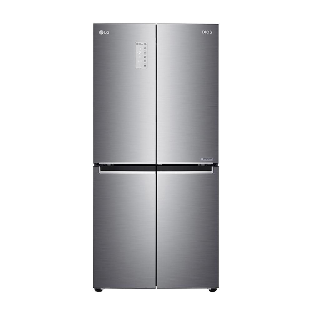 LG전자 세미빌트인 냉장고 F531S35 530L 메탈퓨어 방문설치 (POP 1098820265)