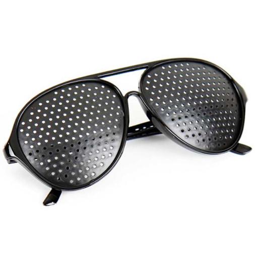 보잉형 핀홀 안경, 1개