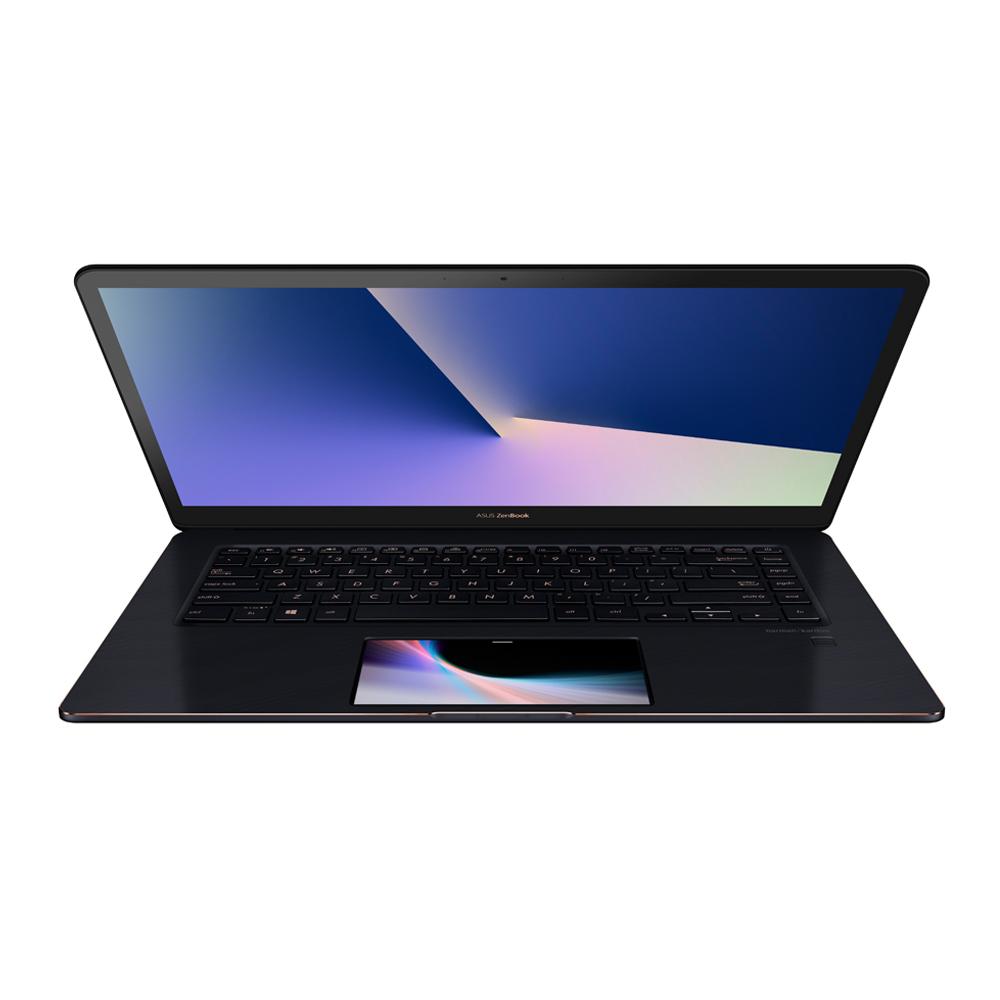 에이수스 젠북프로15 딥 다이브 블루 UX580GE-E2056T 스크린패드 (코어i9-8950HK 39.62cm WIN10 GeForce GTX1050Ti 4K UHD 터치스크린), 포함, SSD 512GB, 16GB