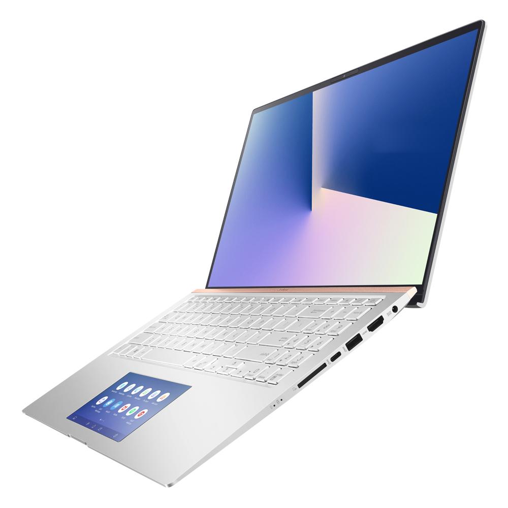 에이수스 젠북15 아이시클 실버UX534FAC-A9104T 스크린패드 (10세대 코어i7-10510U 39.62cm WIN10 UHD Graphics 620 IPS광시야각 나노엣지디스플레이), 포함, SSD 1TB, 16GB