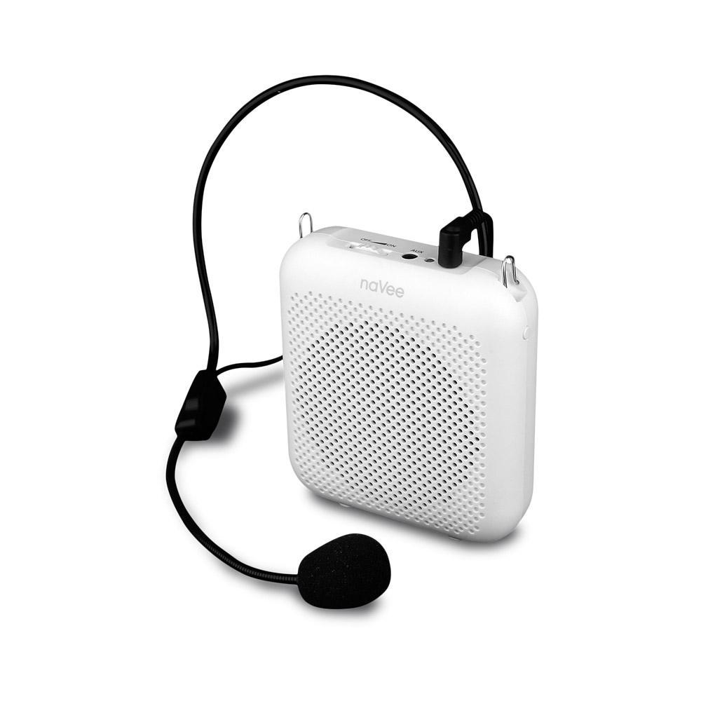 나비 휴대용 앰프 기가폰, NV54-AMP10, 혼합 색상