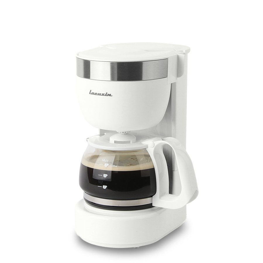 라쿠진 홈카페 미니 커피메이커, LCZ1002WT(화이트)