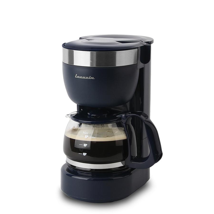 라쿠진 홈카페 미니 커피메이커, LCZ1002NY(네이비)