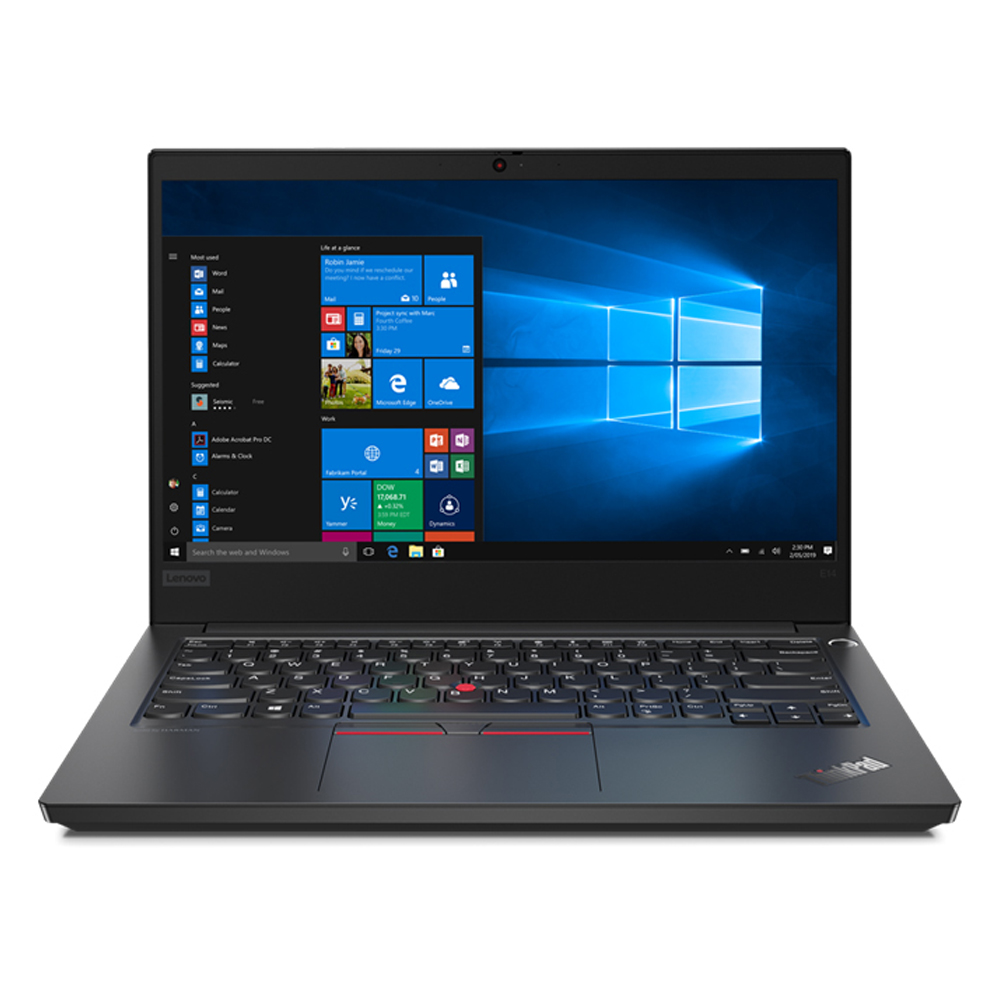 레노버 ThinkPad E14 20RAS01G00 (10세대 i7-10510U 35.5cm WIN10 RX640그래픽), 포함, SSD 256GB, 4GB