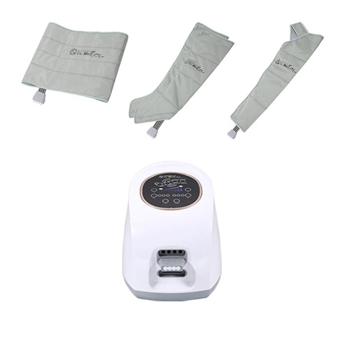 닥터웰 에어웨이브 공기압마사지기 DR-5180 + 다리커프 2p + 팔커프 + 허리커프