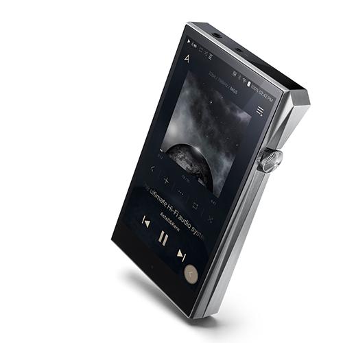 아스텔앤컨 SP2000 DAP 하이엔드 MP3플레이어 512GB, Stainless Steel