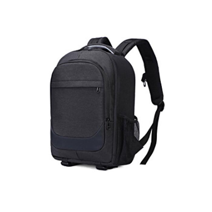 콩 스크래치 다기능 카메라 백팩가방, 블랙