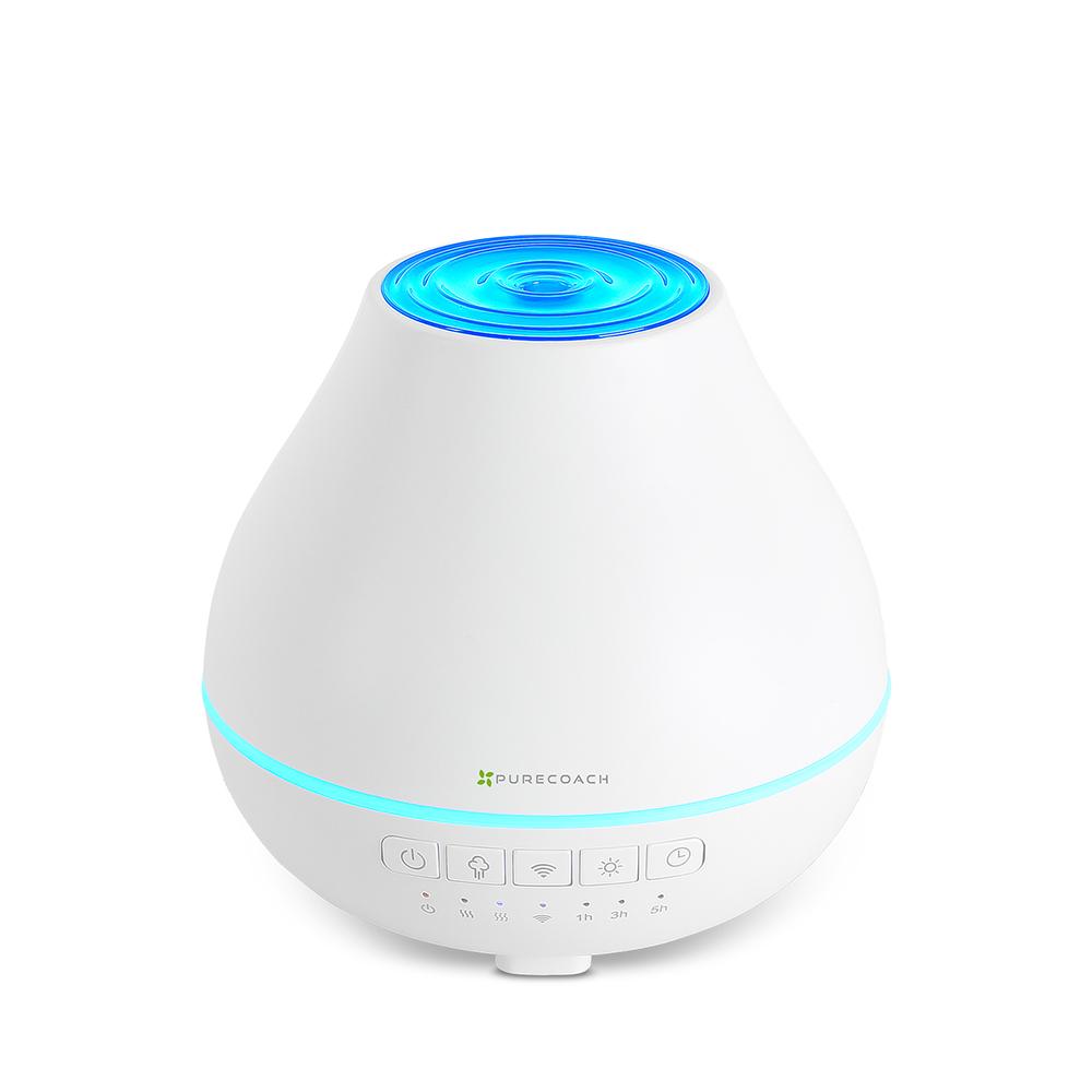 퓨어코치 Wi-Fi 홈IoT 아로마 디퓨저 가습기, AF150HW