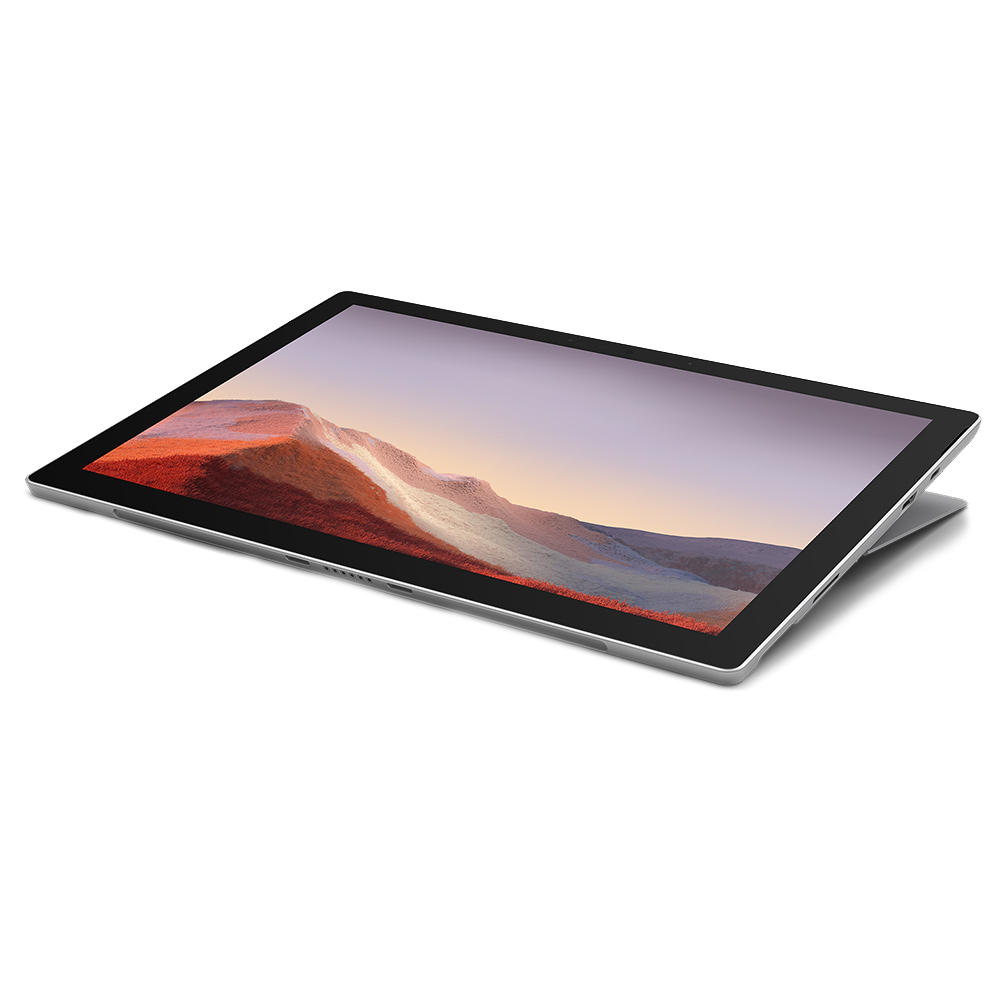 마이크로소프트 서피스 프로 7 플래티넘 PUV-00010 (10세대 i5-1035G4 31.2cm Iris Plus), 포함, SSD 256GB, 8GB